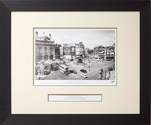 presentation frames a nostalgic photo feature from frith
